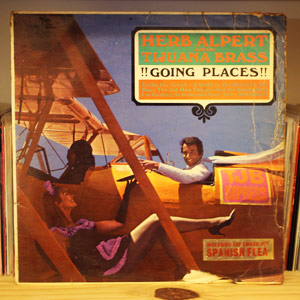 Herb Alpert and the Tijuana Brass - Going Places