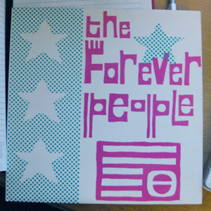 The Forever People - Invisible