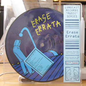 Erase Errata: Live At The Eagle Tavern