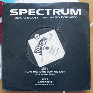 Spectrum - (I love you) to the moon and back