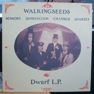 Walkingseeds Sensory Deprivation Chamber Quarter - Dwarf L.P.