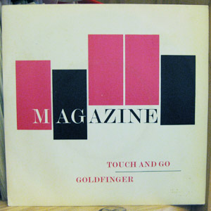 Magazine - Touch And Go