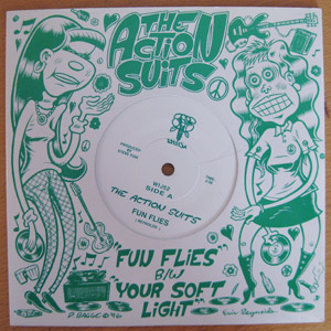 The Action Suits - Fun Flies