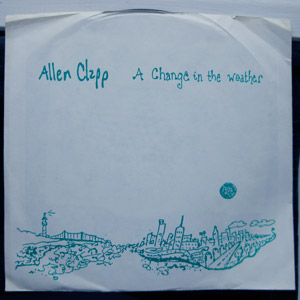 Allen Clapp - A Change In The Weather