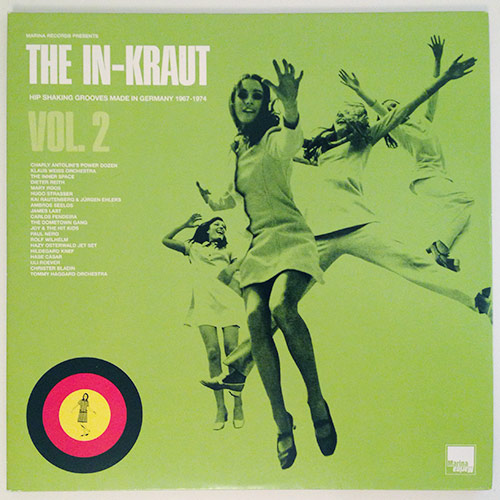 Various - The In-Kraut Vol. 2