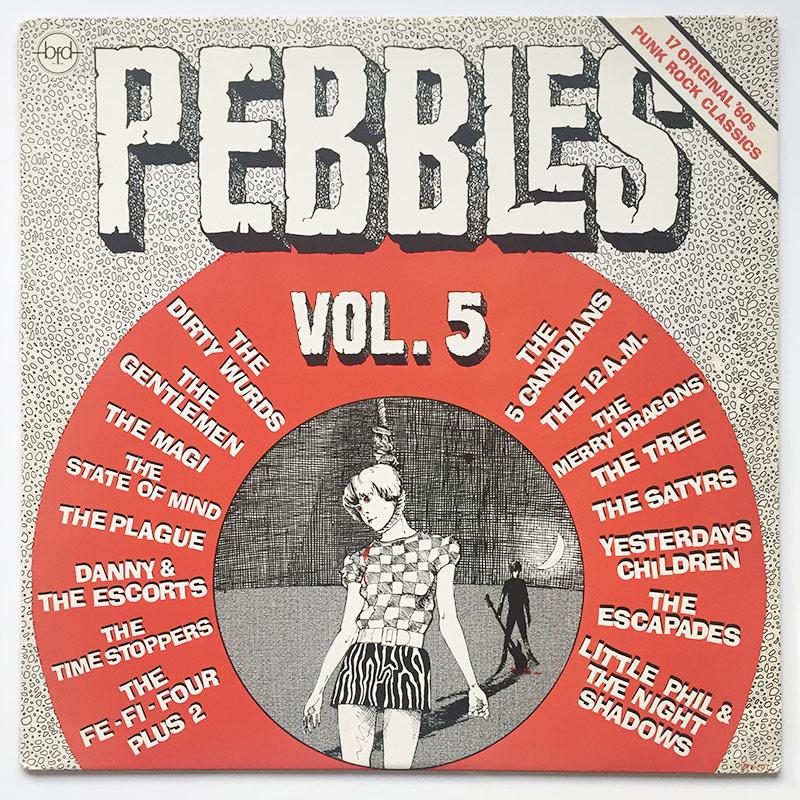 Various - Pebbles Vol. 5