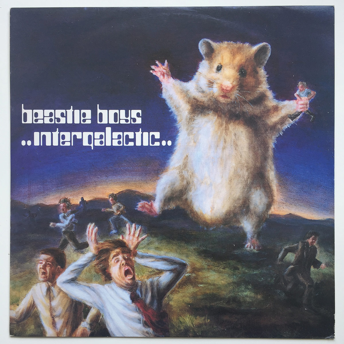 "Beastie Boys –Intergalactic 12"""